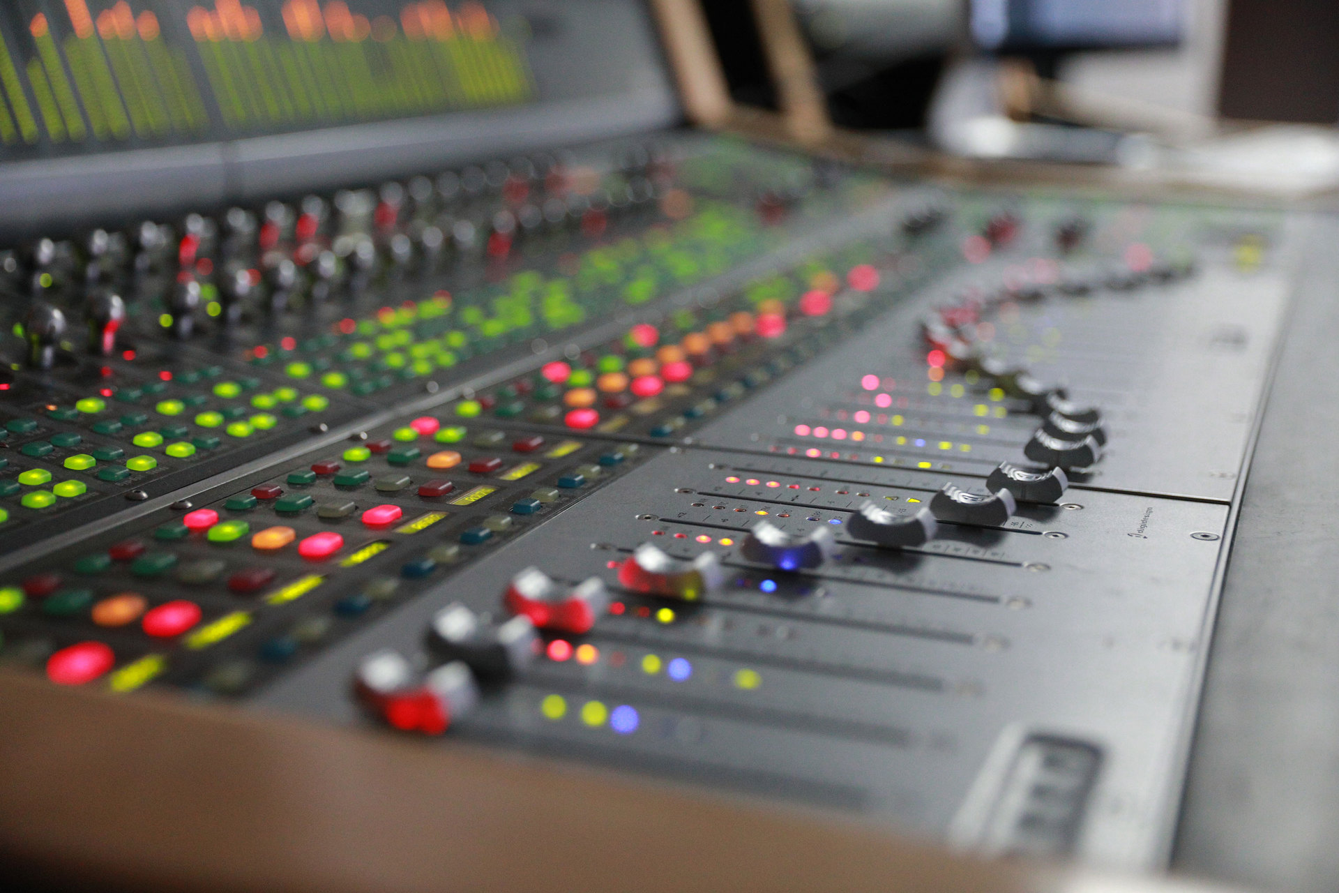 Music Production & Sound Design for Visual Media